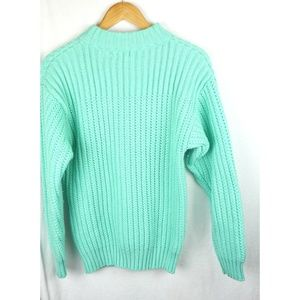 Vintage Maggie and Me Chunky Sweater sz M